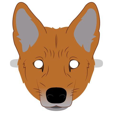 Download Dingo Kids Mask Template From server2ramd cosvalley de