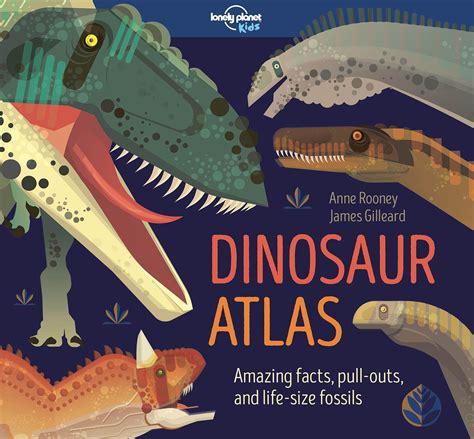 Dinosaur Atlas Lonely Planet Kids (ePUB/PDF) Free