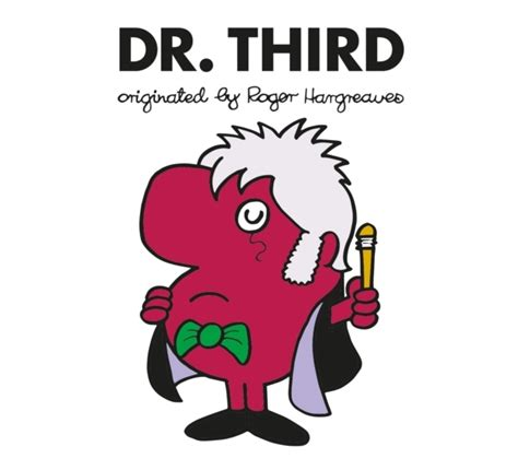 Doctor Who Dr Third Roger Hargreaves Roger Hargreaves Doctor Who Book 3 English Edition