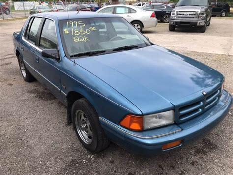 Download: Dodge Spirit 1989 1995 Factory Service Repair Manual Pdf