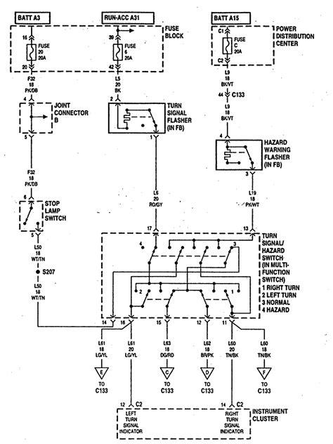 Dodge Turn Signal Switch Wiring Diagram (Free ePUB/PDF) on