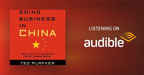 Doing Business In China Plafker Ted (ePUB/PDF) Free