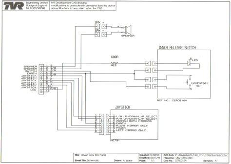 door beam wiring diagram eaton