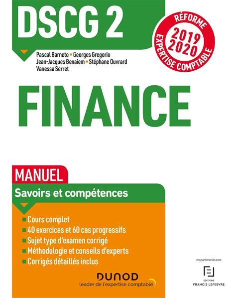 Dscg Finance Manuel (ePUB/PDF) Free