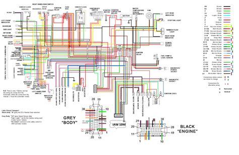 Ducati Monster Wiring Diagram Workshop Manual (ePUB/PDF)
