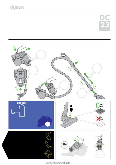 Dyson Dc23 Manual ePUB/PDF
