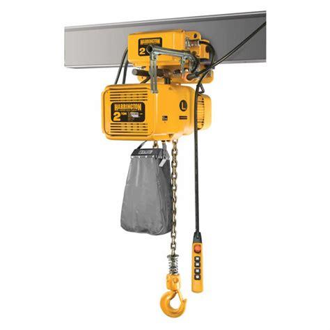 budgit electric chain hoist wiring diagram images wiring diagram electric chain hoist er and ner series