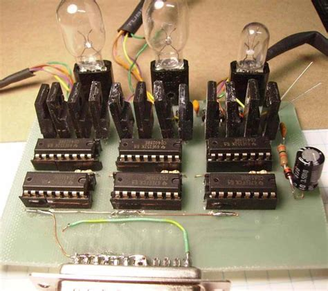 wire stepper motor connection diagram images easy to build cnc mill stepper motor and driver circuits