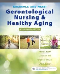 Ebersole And Hess Gerontological Nursing Healthy Aging