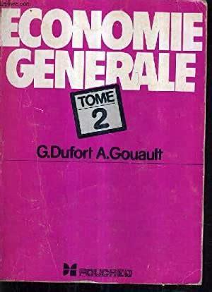 Economie Generale Terminale G (ePUB/PDF)