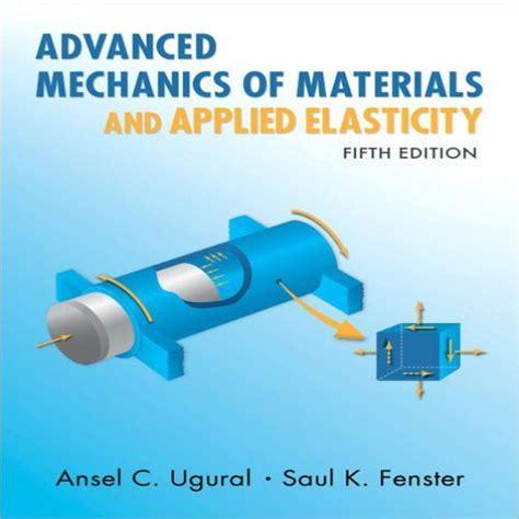 Elasticity In Engineering Mechanics Solution Manual (ePUB/PDF) Free