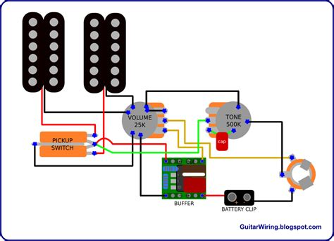 Electric Guitar Wiring Diagrams And Schematics (ePUB/PDF)