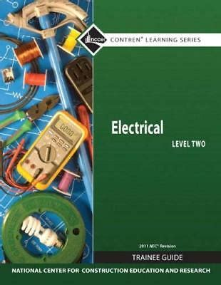Electrical Level 2 Trainee Guide 2011 Nec Revision Paperback
