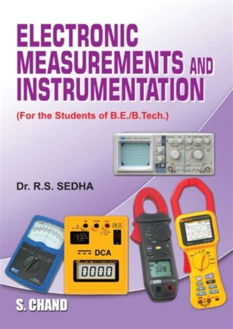 Electronic Measurements And Instrumentation Inter University ...