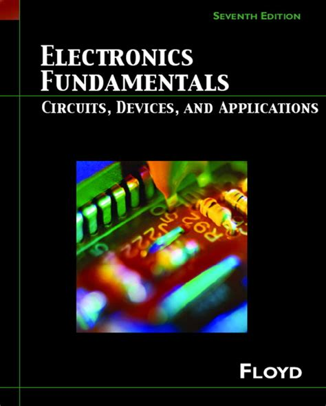 Electronics Fundamentals Circuits Devices And Applications 6th Edition