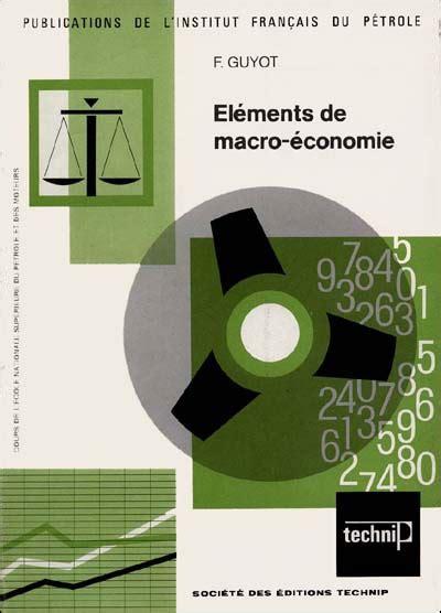 Elements De Macro Economie (ePUB/PDF)