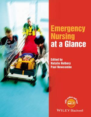 Emergency Nursing At A Glance At A Glance Nursing And Healthcare