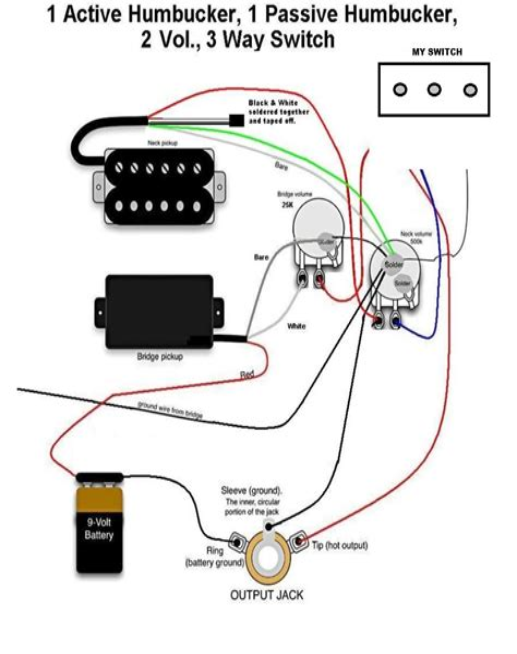emg active pickup wiring diagram images emg sa pickup wiring emg active strat wiring diagram