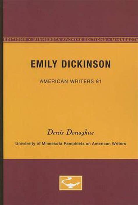Emily Dickinson Donoghue Denis (ePUB/PDF) Free