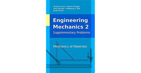 Engineering Mechanics 2 Supplementary Problems Mechanics Of Materials Engineering Mechanics Supplementary Problems