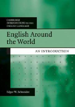 English Around The World Schneider Edgar W (ePUB/PDF)