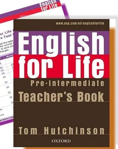 English For Life Pre Intermediate Class Audio Cds (ePUB/PDF)