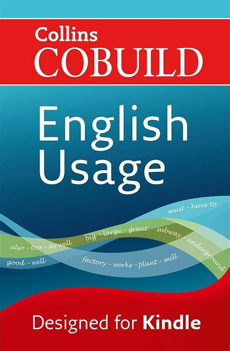English Usage Collins Cobuild