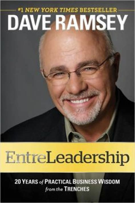 EntreLeadership 20 Years Of Practical Business Wisdom From The Trenches