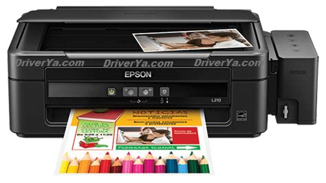 Epson L210 User Manual (ePUB/PDF) Free