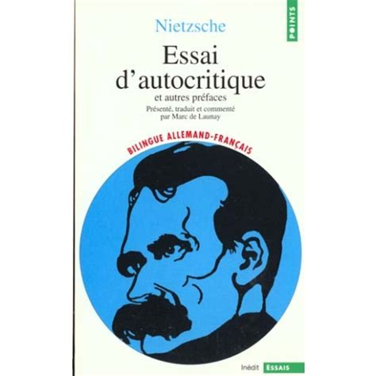 Brilliant Essai D Autocritique Et Autres Prefaces Epub Pdf Wiring Digital Resources Indicompassionincorg