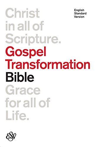 Esv Gospel Transformation Bible Crossway (ePUB/PDF) Free