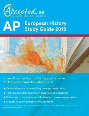 European History Study Guide (ePUB/PDF)