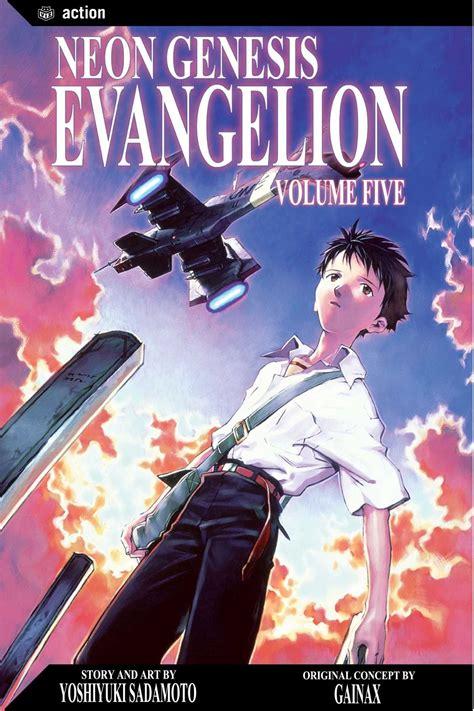 Evangelion Neon Genesis Vol 5 De Sadamoto Yoshiyuki 21 Juin 2000 ...