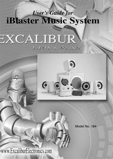 Excalibur Electronic Automobile Manuals (ePUB/PDF)