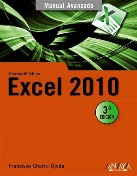 dc601614869d Excel 2010 Manuals (ePUB PDF)