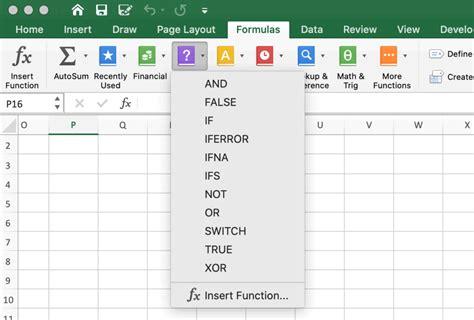 Excel Logical Formula (ePUB/PDF)