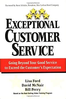 Exceptional Customer Service Going Beyond Your Good Service To Exceed The Customers Expectation