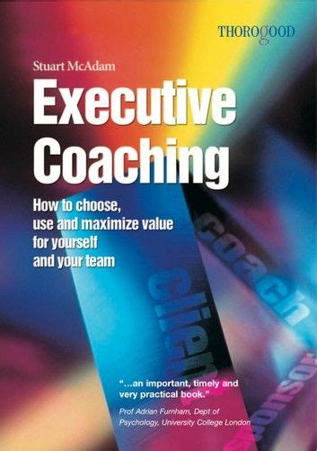 Executive Coaching Mcadam Stuart (ePUB/PDF)