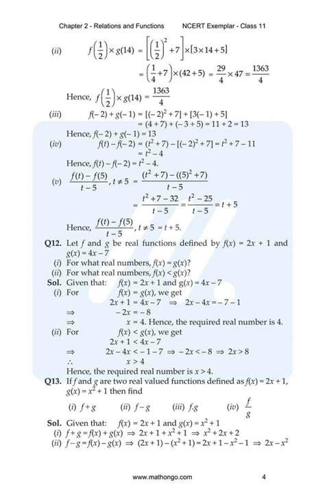 Exemplar Grade 11 Mathematics (ePUB/PDF) Free