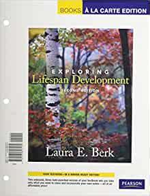 Exploring Lifespan Development Books A La Carte Edition With Mydevelopmentlab Coursecompass Access Card Package 2nd Edition