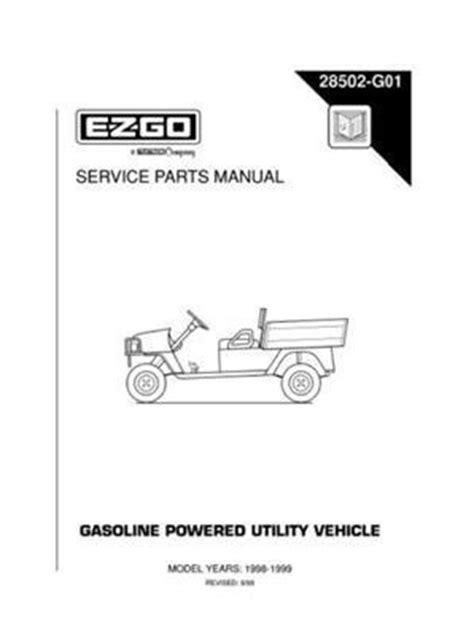 Ezgo St350 Manual (ePUB/PDF) Free