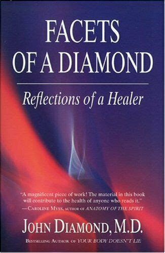 Facets Of A Diamond Reflections Of A Healer Diamonds For The Mind Series