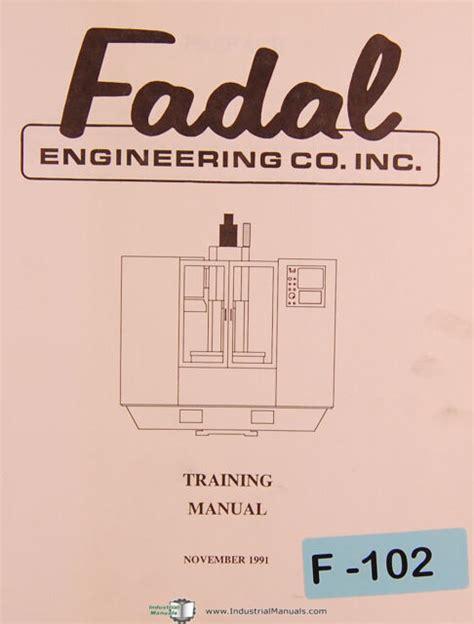 Super Fadal Cnc Manuals Epub Pdf Wiring Digital Resources Otenewoestevosnl