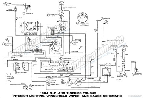 Fader Wiring Diagram 1964 Ford - Wiring Diagrams Dock on