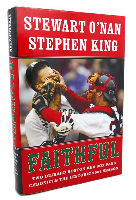 Faithful Two Boston Red Sox Fans Chronicle The Historic 2004 Season English Edition