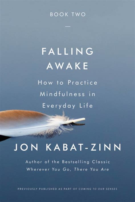Falling Awake How To Practice Mindfulness In Everyday Life