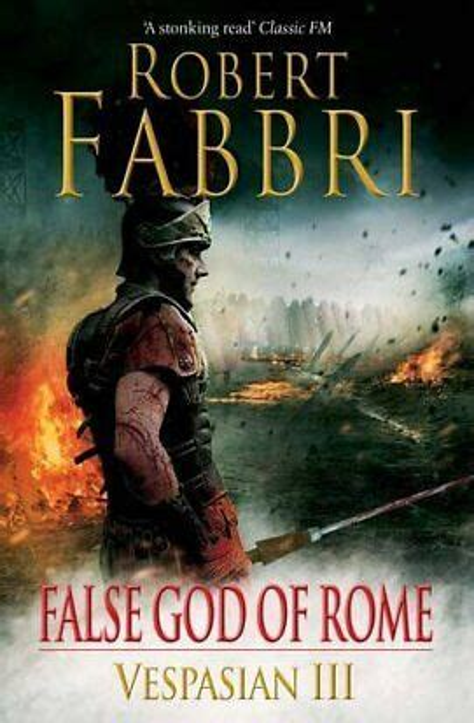 False God Of Rome By Robert Fabbri - False God Of Rome Poche