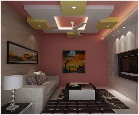 False Ceiling Designs For Living Room India