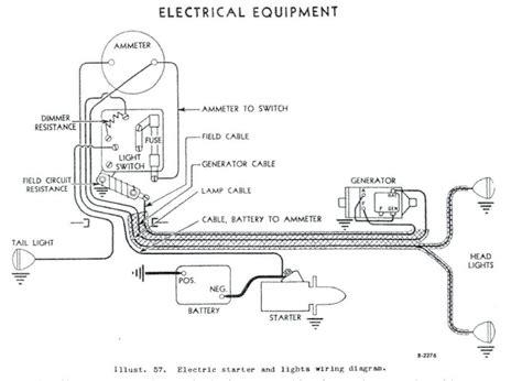 Farmall H Tractor Wiring Diagram (ePUB/PDF) on