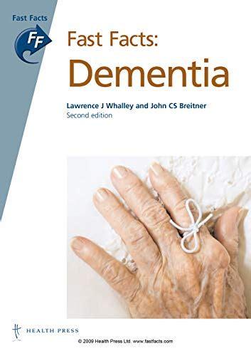 Fast Facts Dementia Whalley Lawrence J Breitner John Cs (ePUB/PDF)